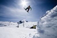 Kitzsteinhorn Snowboard