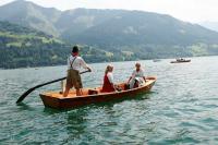 Boottrip am Zeller See